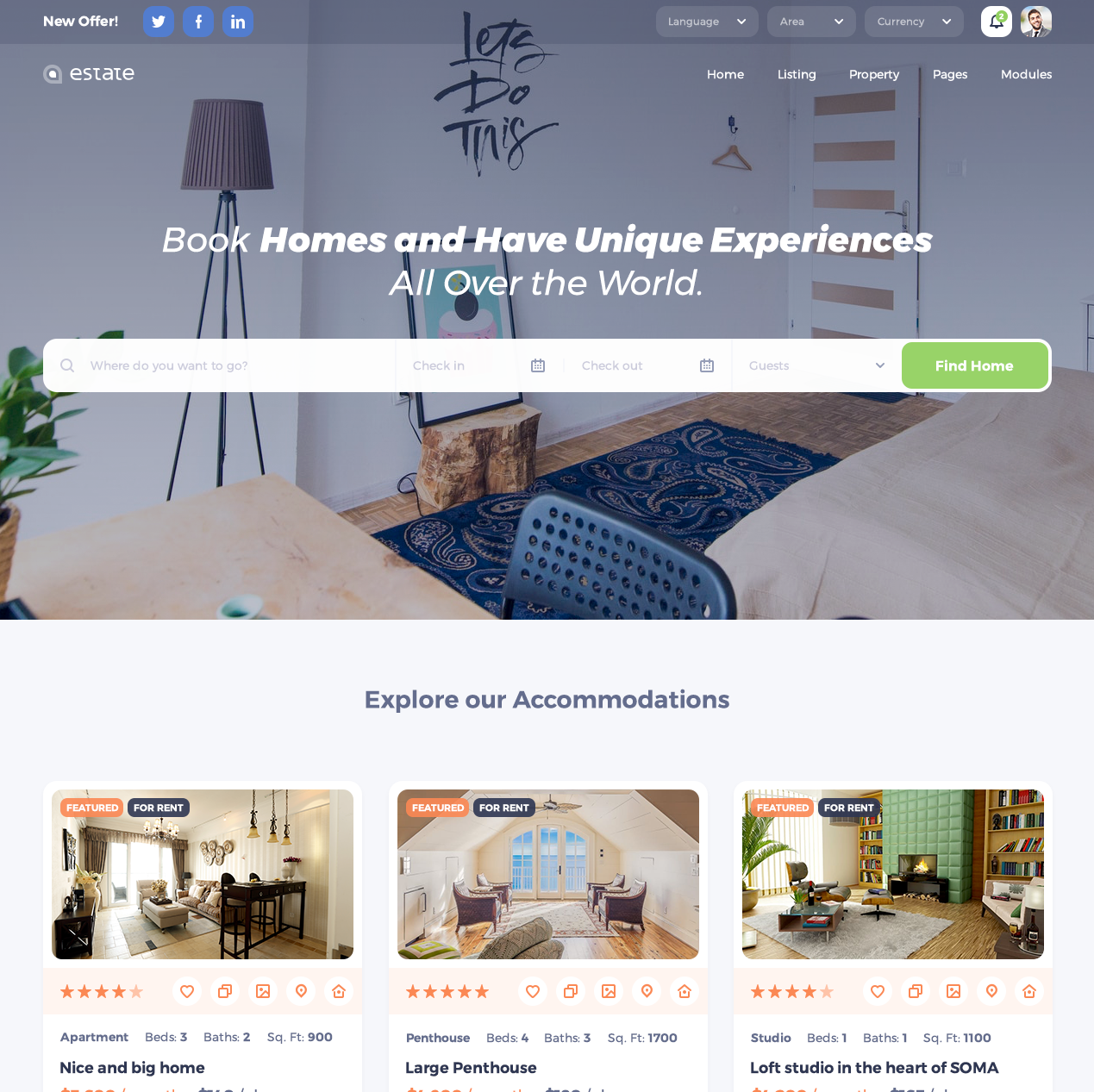 booking wordpress theme